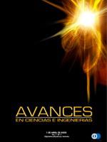Portada ACI Avances en Ciencias e Ingenierías Vol. 1 No. 1