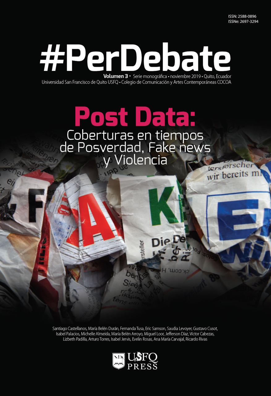 #PerDebate Vol. 3 Post Data Fake News