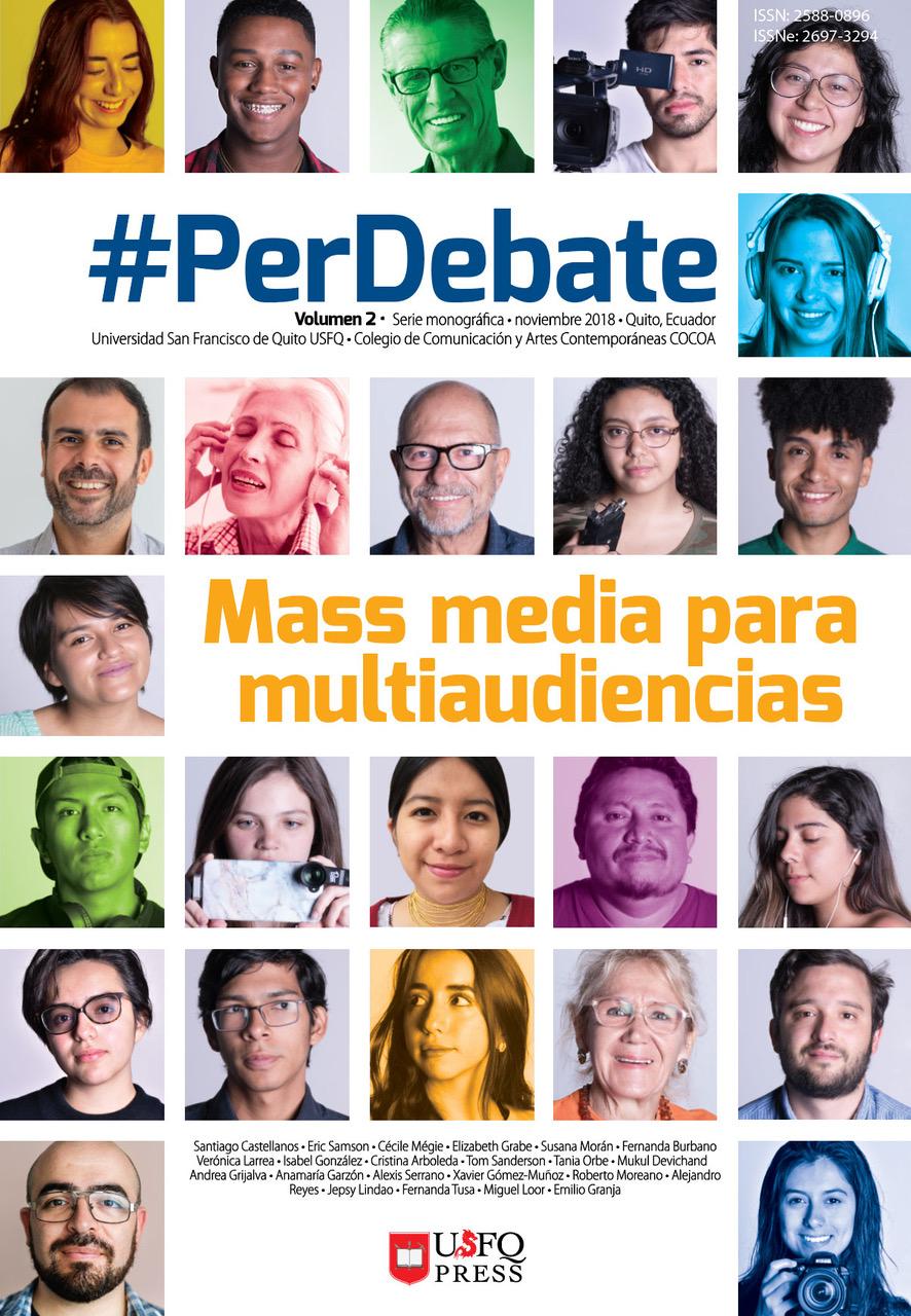 #PerDebate Vol. 2 Mass media multiaudiencias